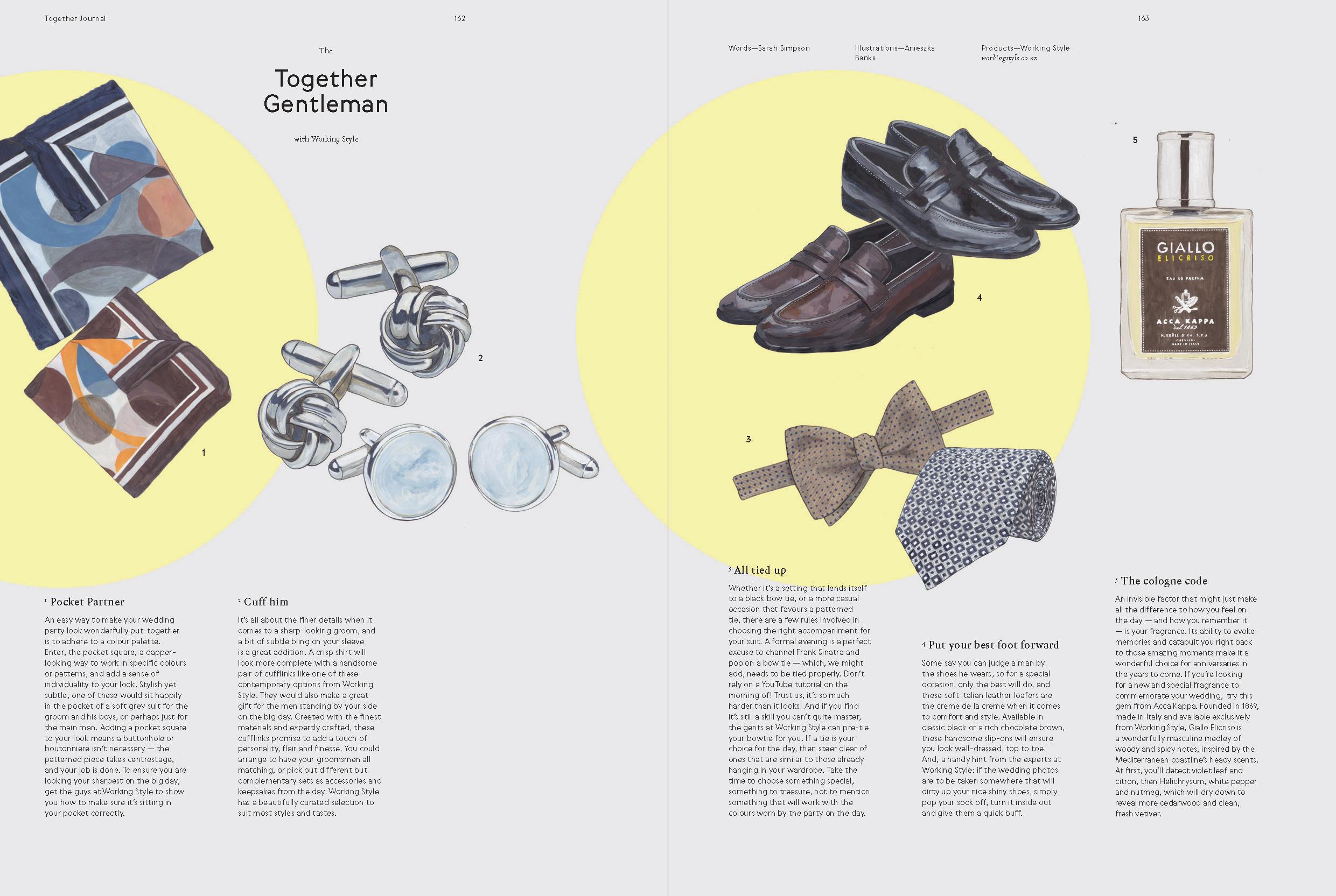 Categories: Fashion-Together Gentlemen Issue 12