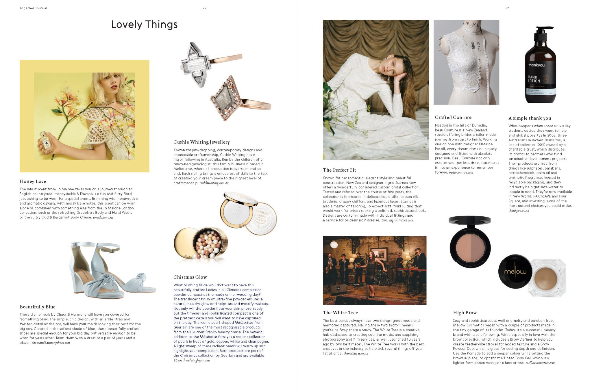 Categories: Inspiration-Lovely Things Issue 13
