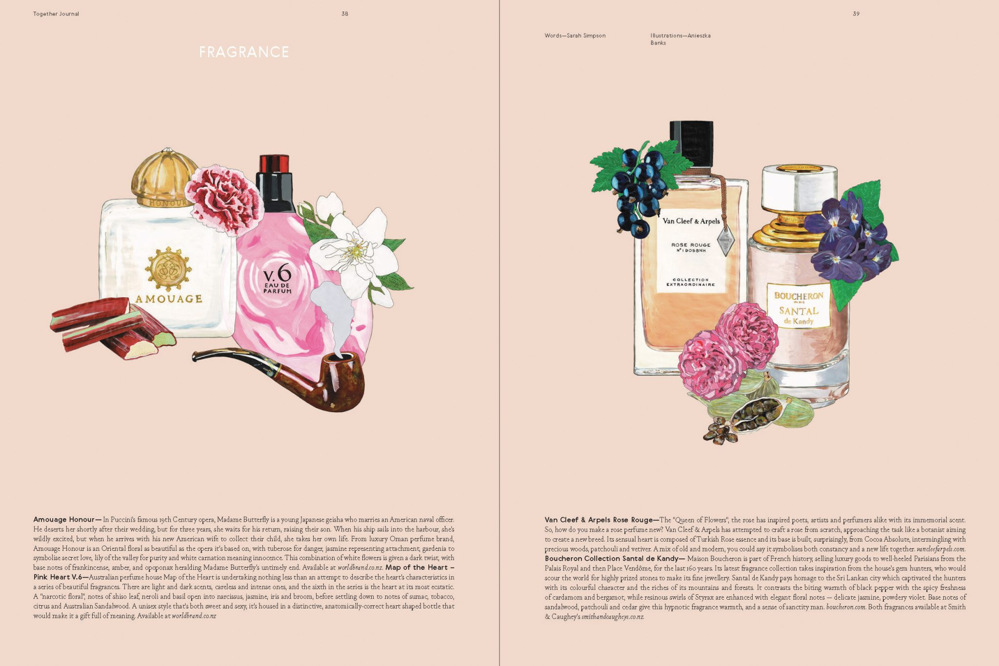 Categories: Beauty-Fragrance Issue 13