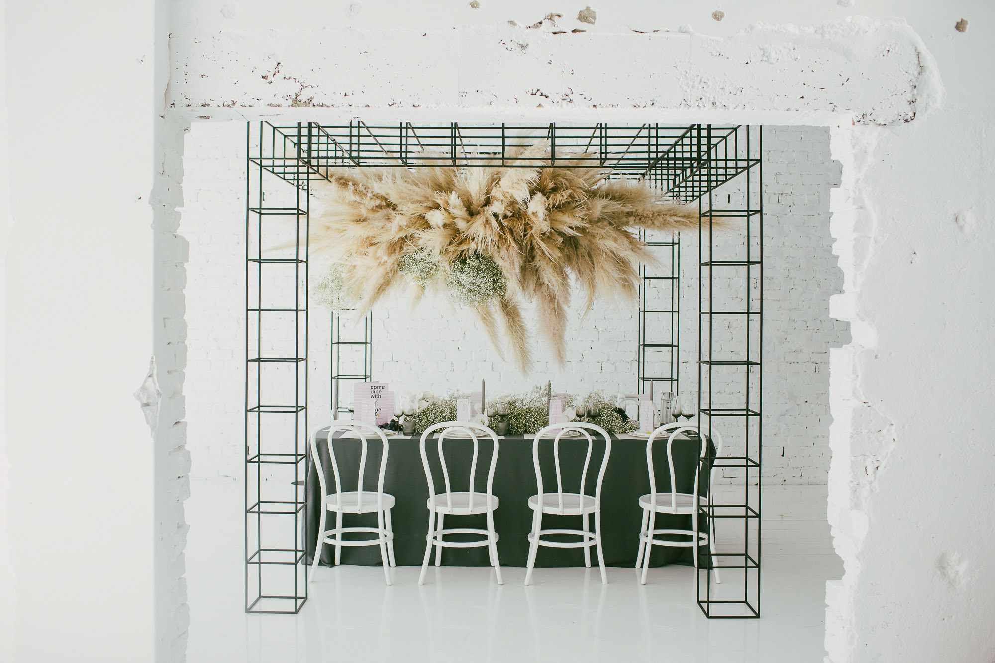 Categories: Flora + Styling-The White Room