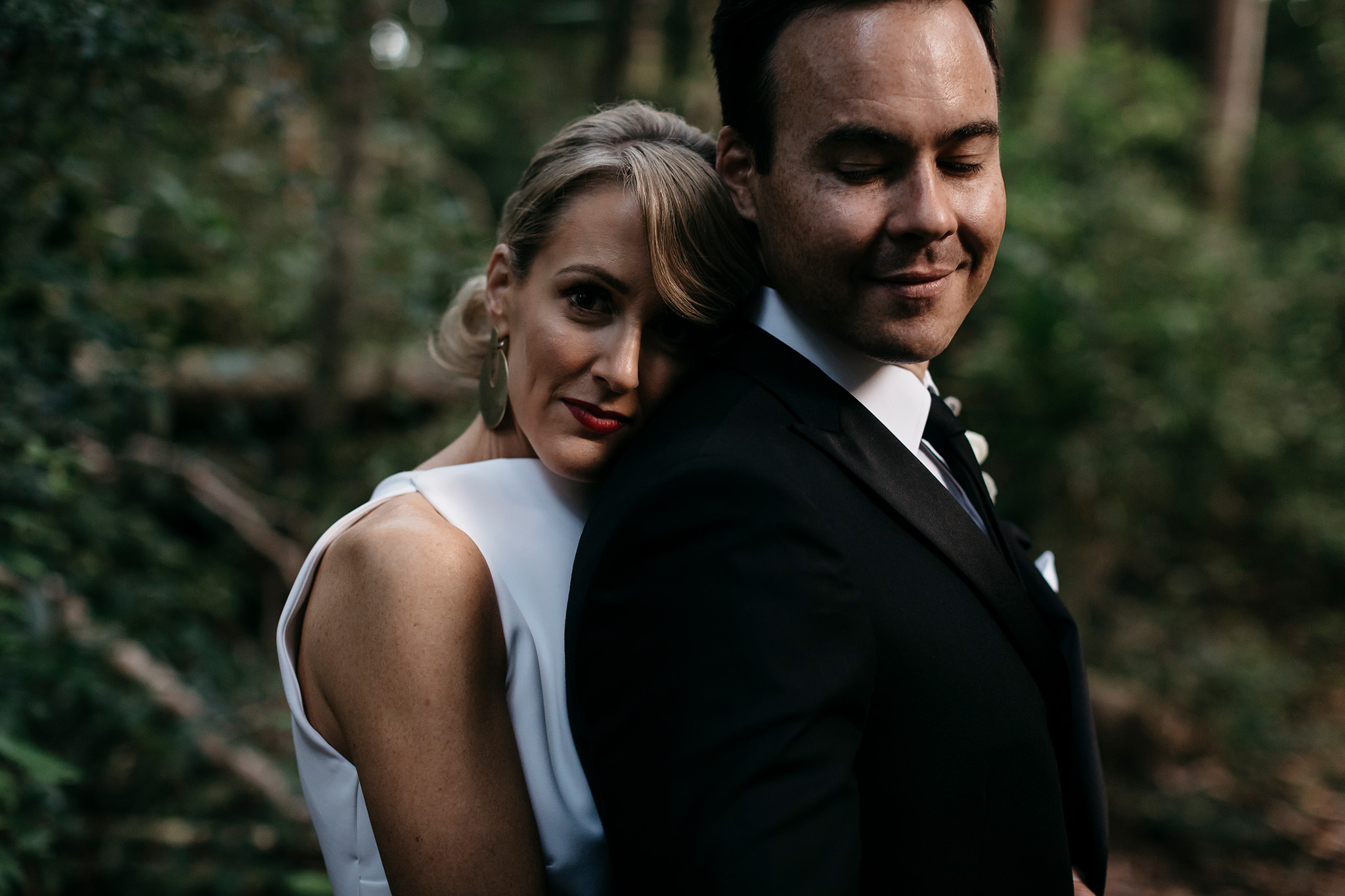 Categories: Weddings-Real Wedding: Amy and Ken - Photography by Katie Harmsworth
