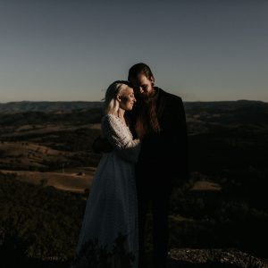 Real Wedding: Sara and Kyle- Photography by Willow and Co.