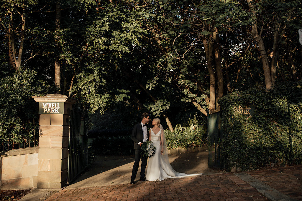 Categories: Weddings-Real Wedding: Sarah and Johnny- Photography by Jimmy Raper