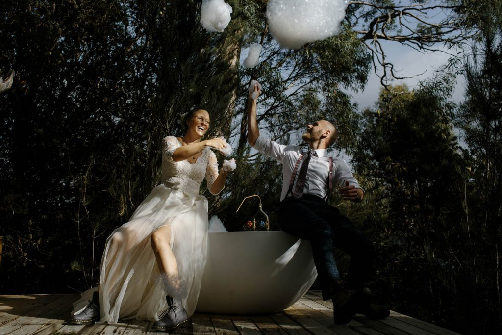 Categories: Weddings-Maria and Ingo - Photography by Briars Atlas 'Tasmania'