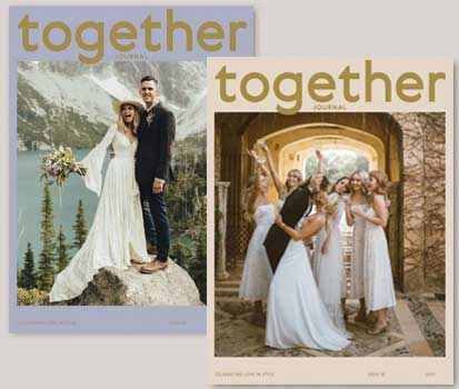 issue 14 and 15 of Together Journal Magazine available to by online