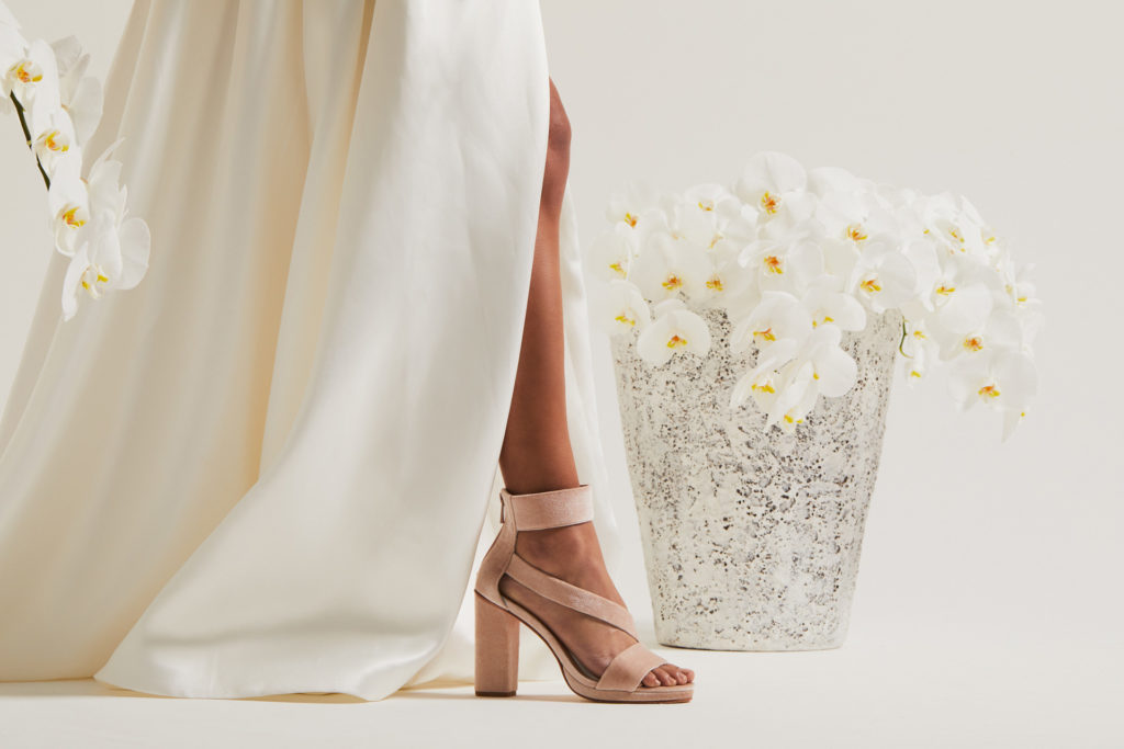 Together Journal Wedding and Lifestyle magazine features fashion - Chaos & Harmony Bridal Week - stunning leather shoes for brides