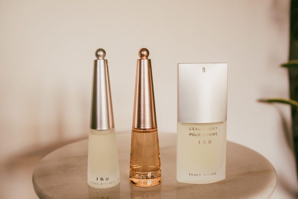 Issey Miyake I Go fragrance review