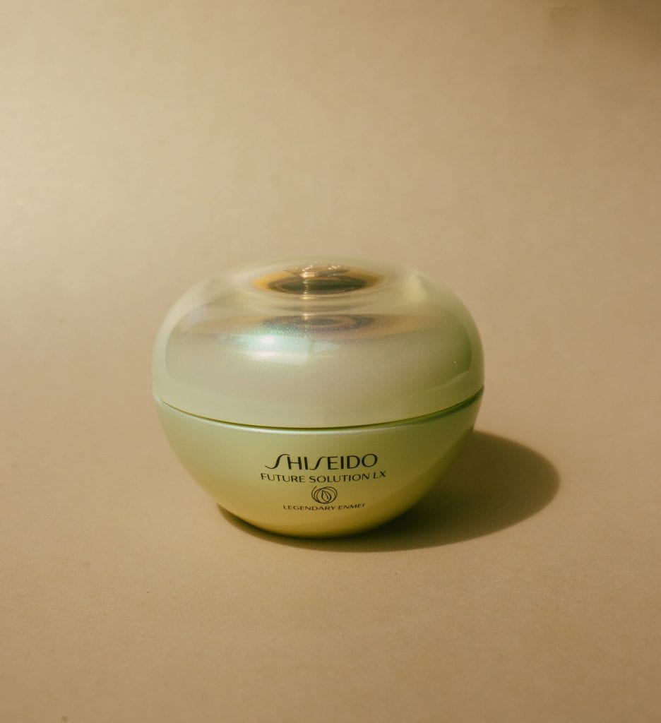 Shiseido moisturiser