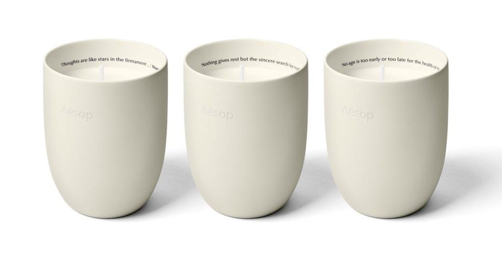 Aesop Aesop Home Aromatique Candle