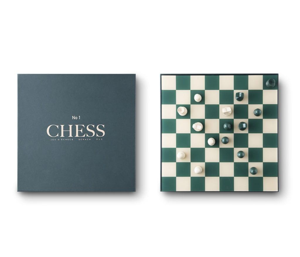 father rabbit chess set