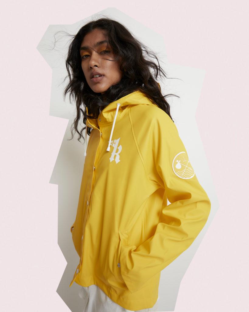 karen walker x RNZYS raincoat