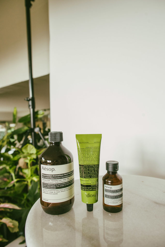 aesop gift kit review