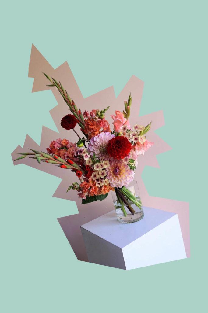 isadia valentines day bouquet love