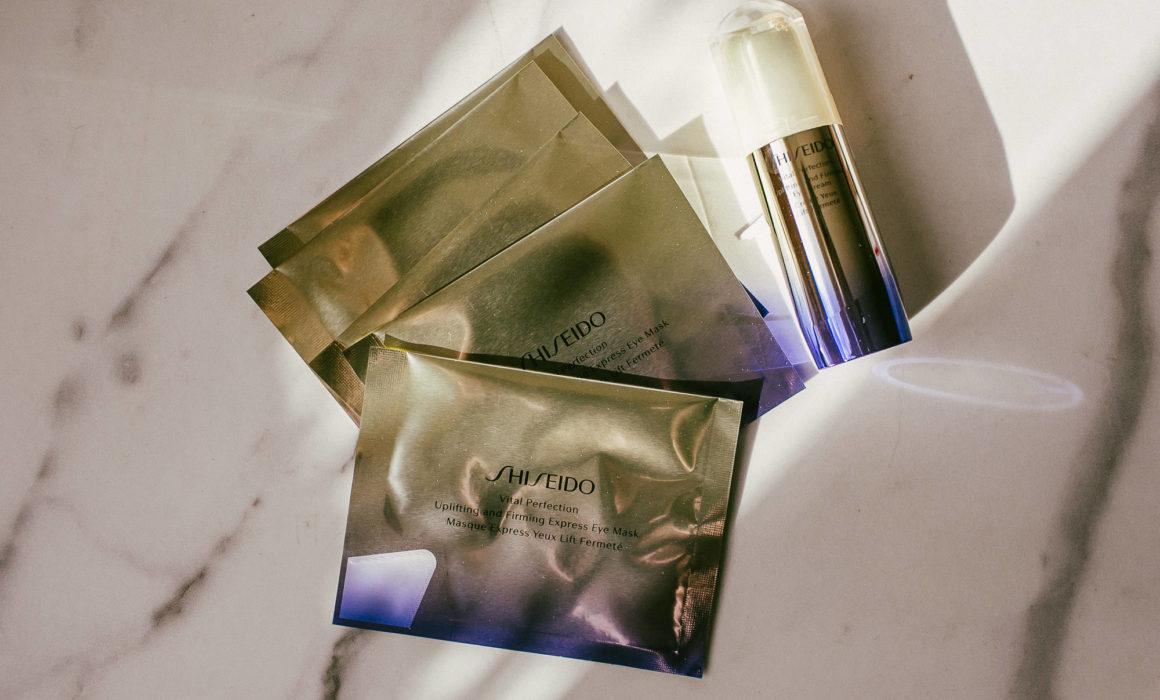 shisheido vital perfection eye cream