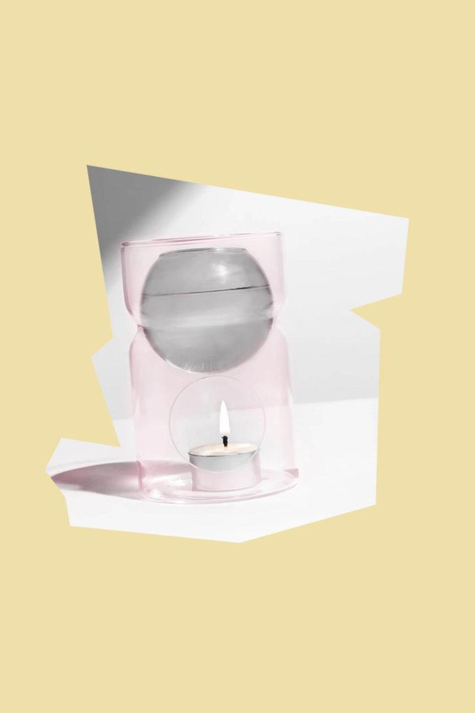 fazeek oil burner and tea light