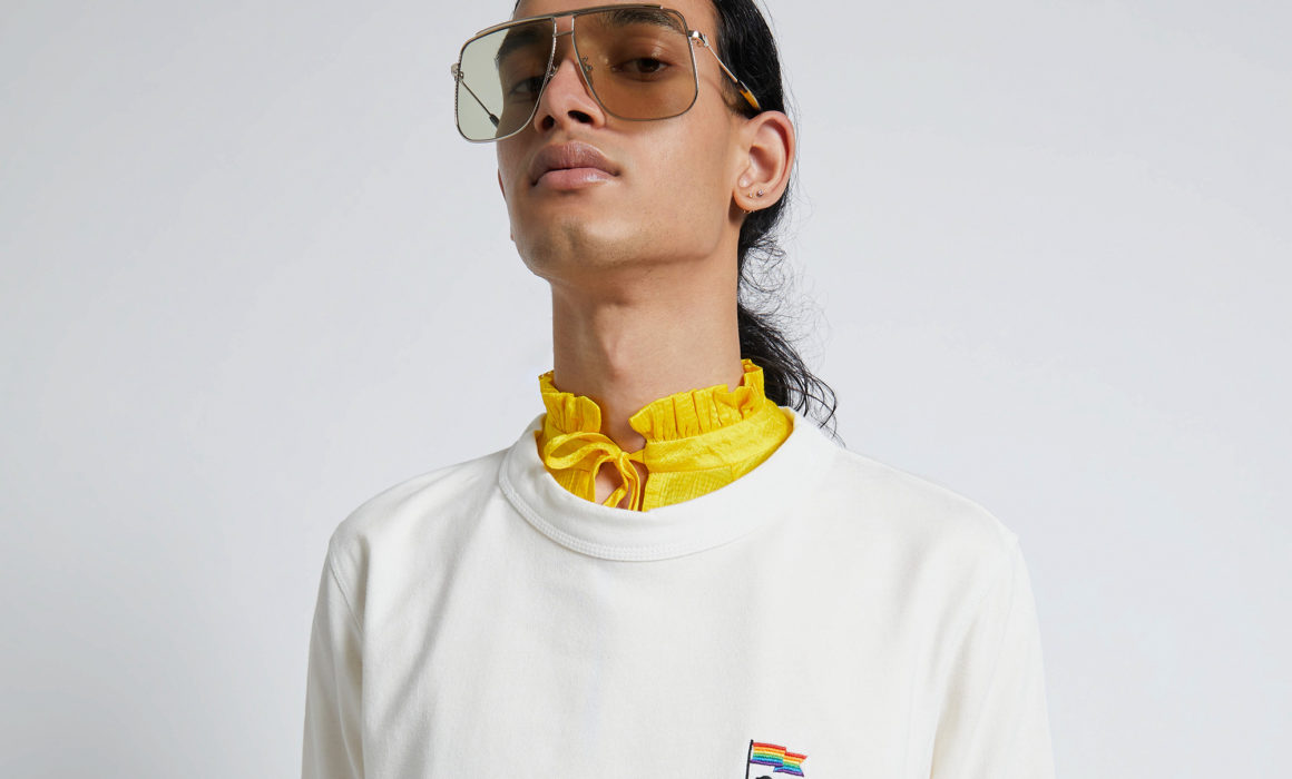 karen-walker-marching-girl-sweatshirt