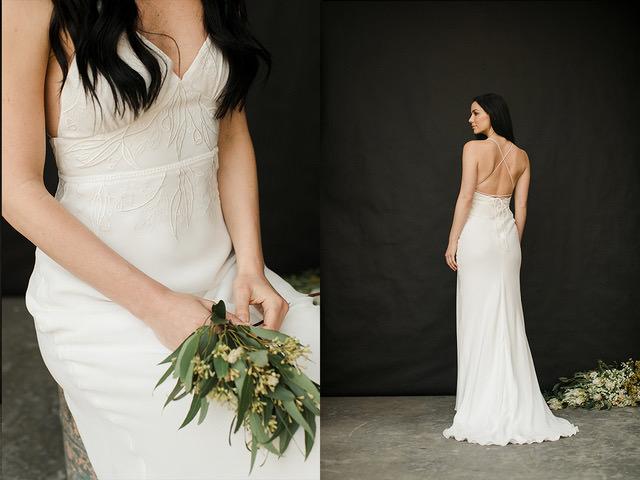 Amy new bridal