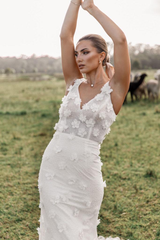 paloma james bloom dress