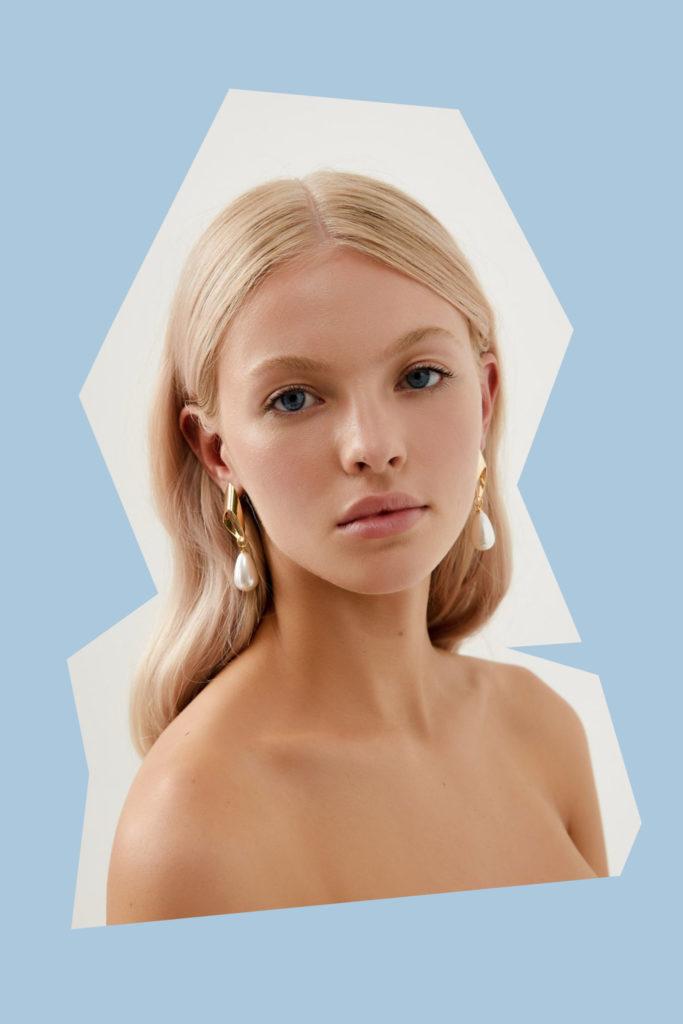 Amelie George earrings