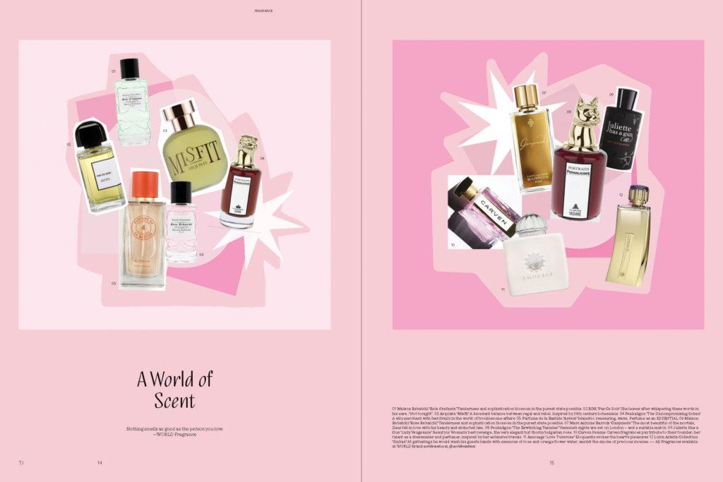 world fragrances