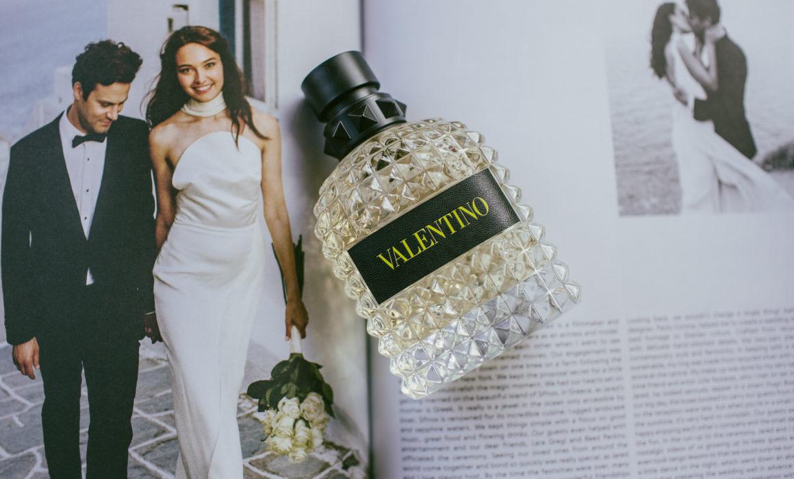 Valentino Uomo fragrance review