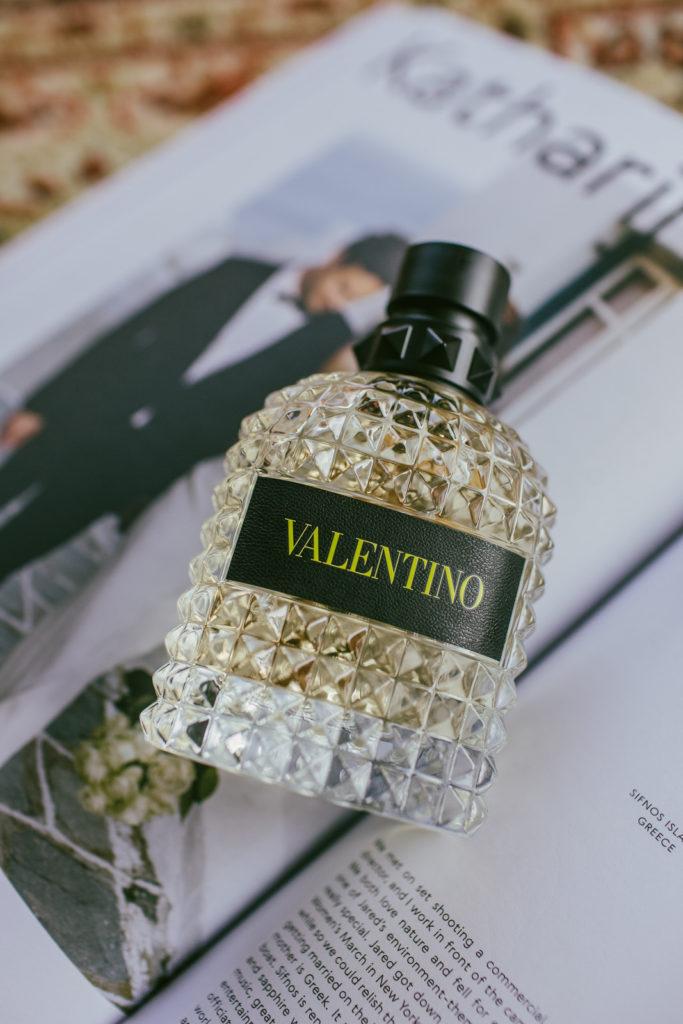Valentino Uomo mens fragrance