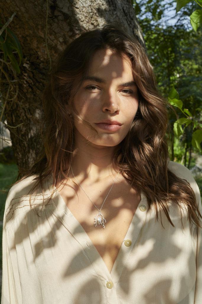 Mutiara necklace Zoe and Morgan