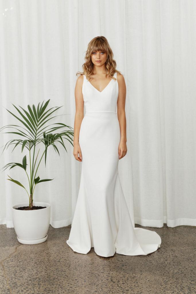Trish Peng Sarah wedding dress