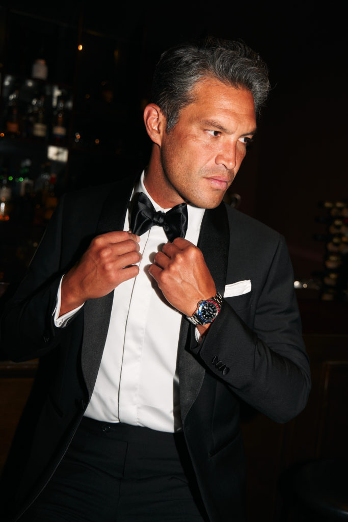 crane brothers black tie dress code fashion tips