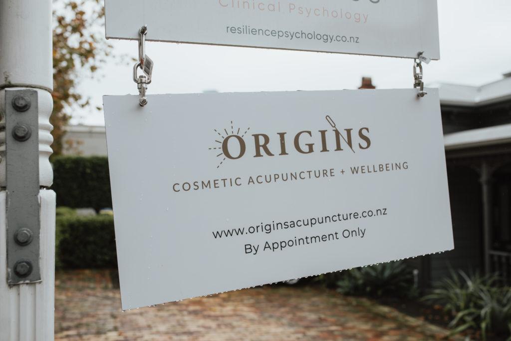 origins cosmetic acupuncture