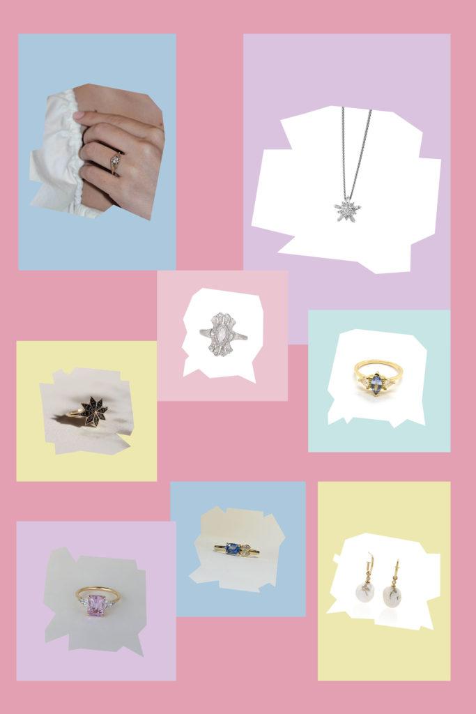 best diamond jewellery together journal