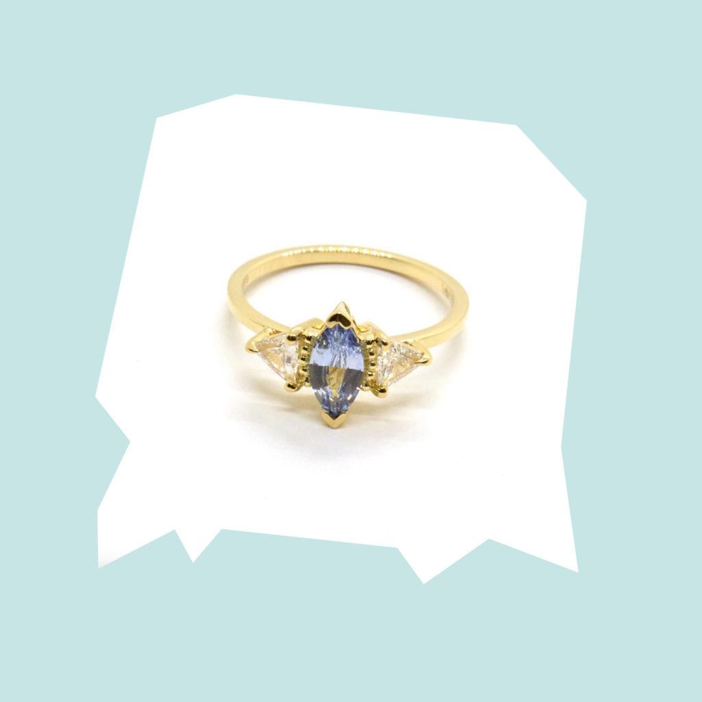 natalie marie jewellery della ring