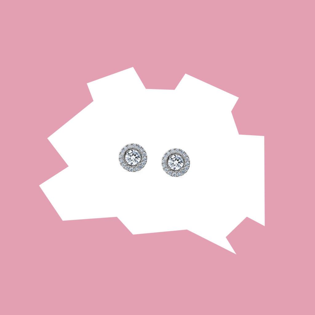godavari diamond studs