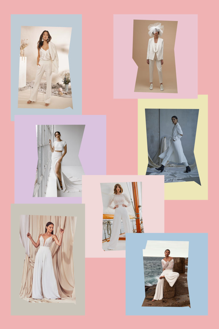 alternate wedding ensembles together journal