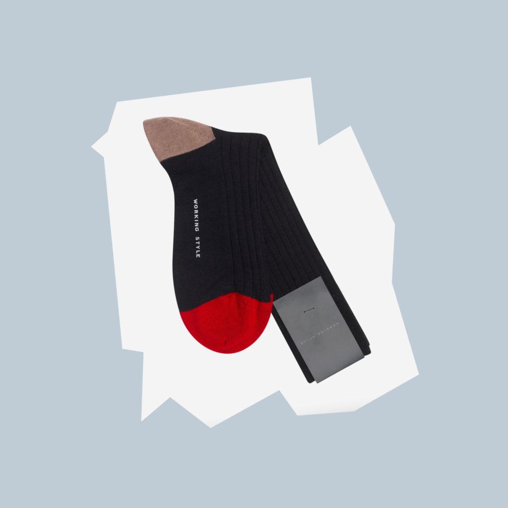 working style socks