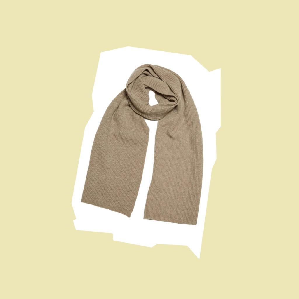 barkers benson oatmeal scarf