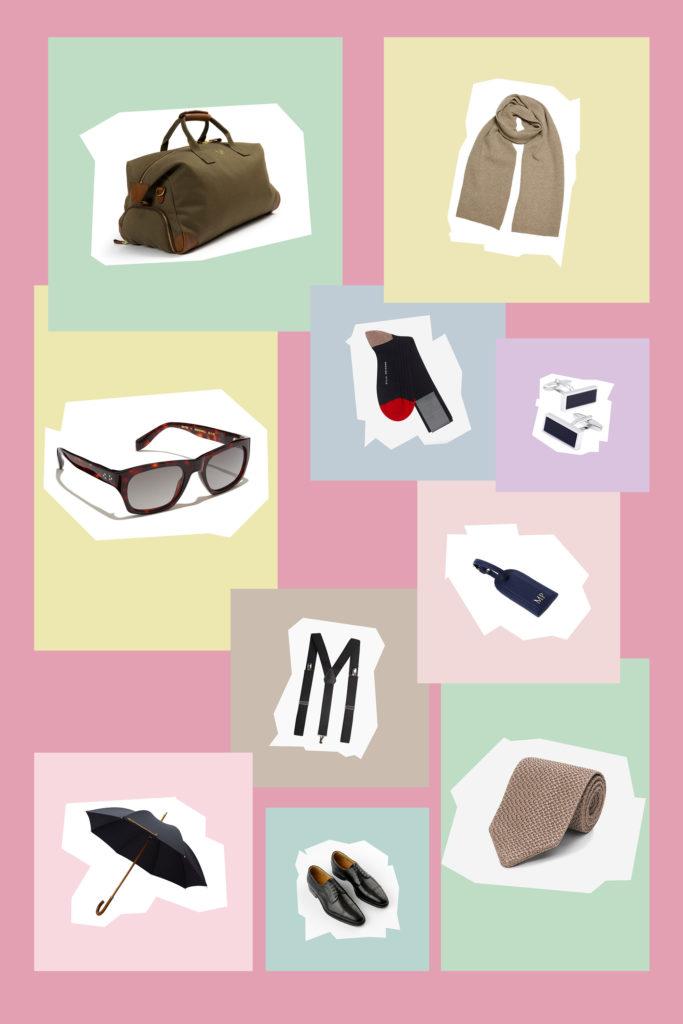 men's accessories together journal
