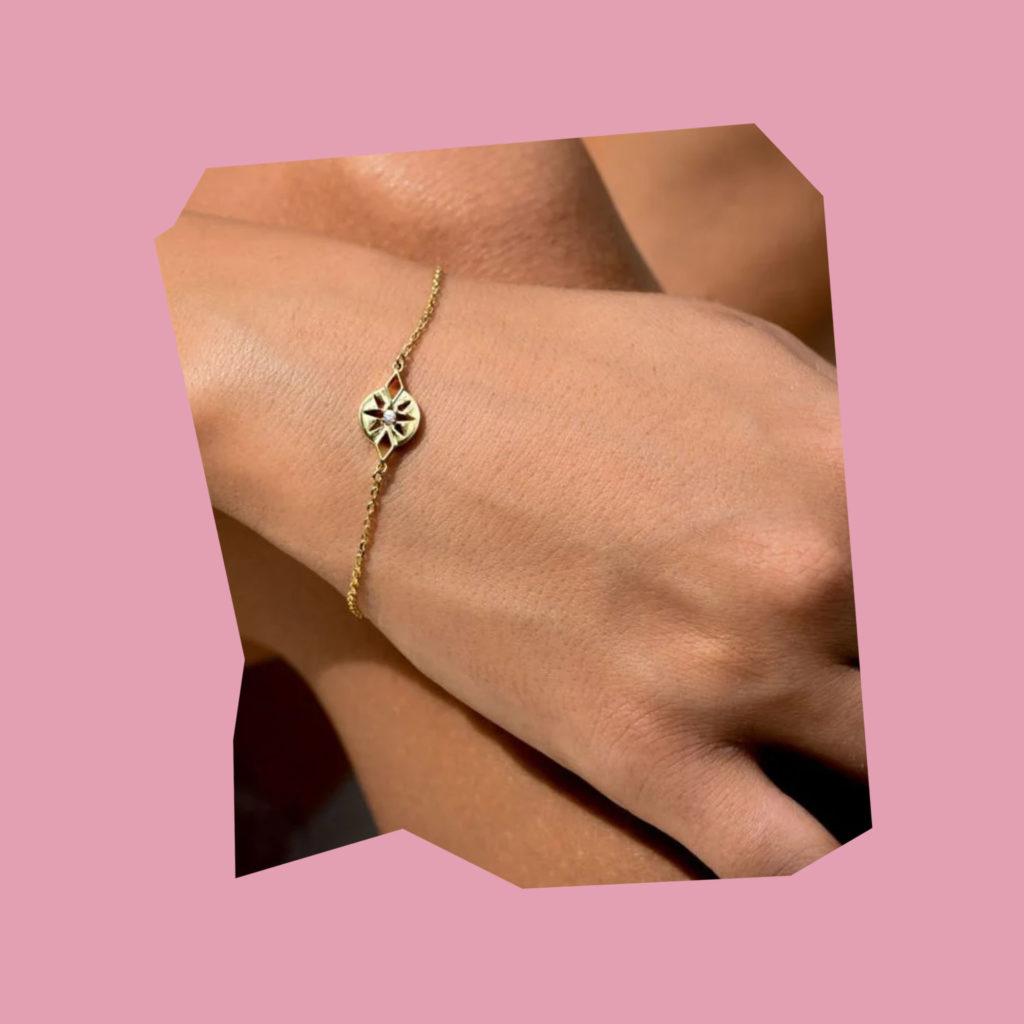 zoe and morgan zia bracelet