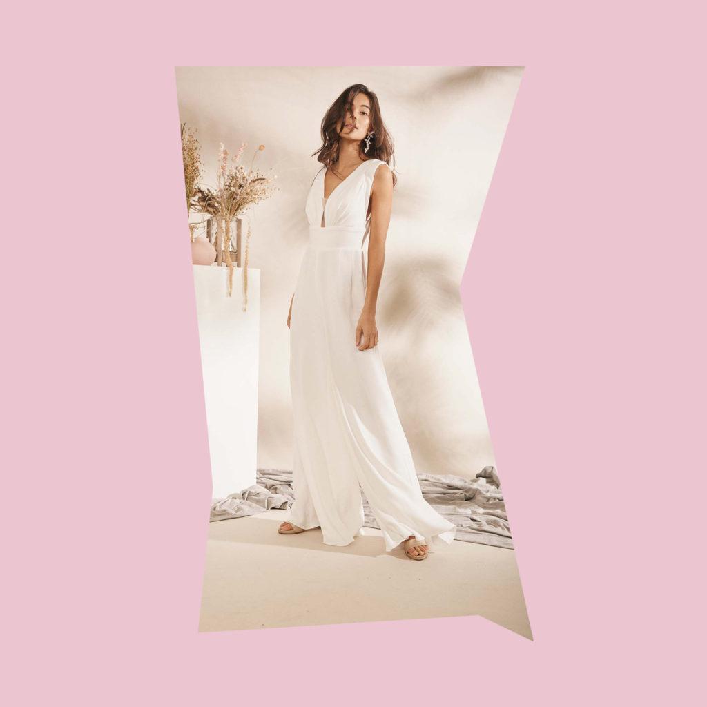 daisy brides riley bridal jumpsuit