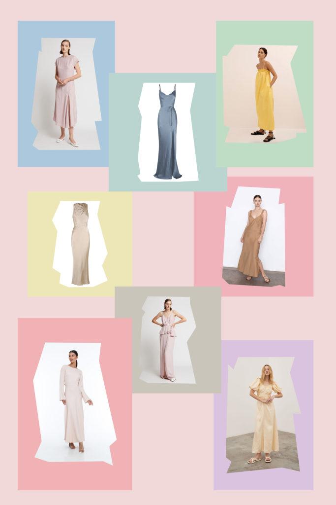 best spring summer bridesmaid dresses together journal