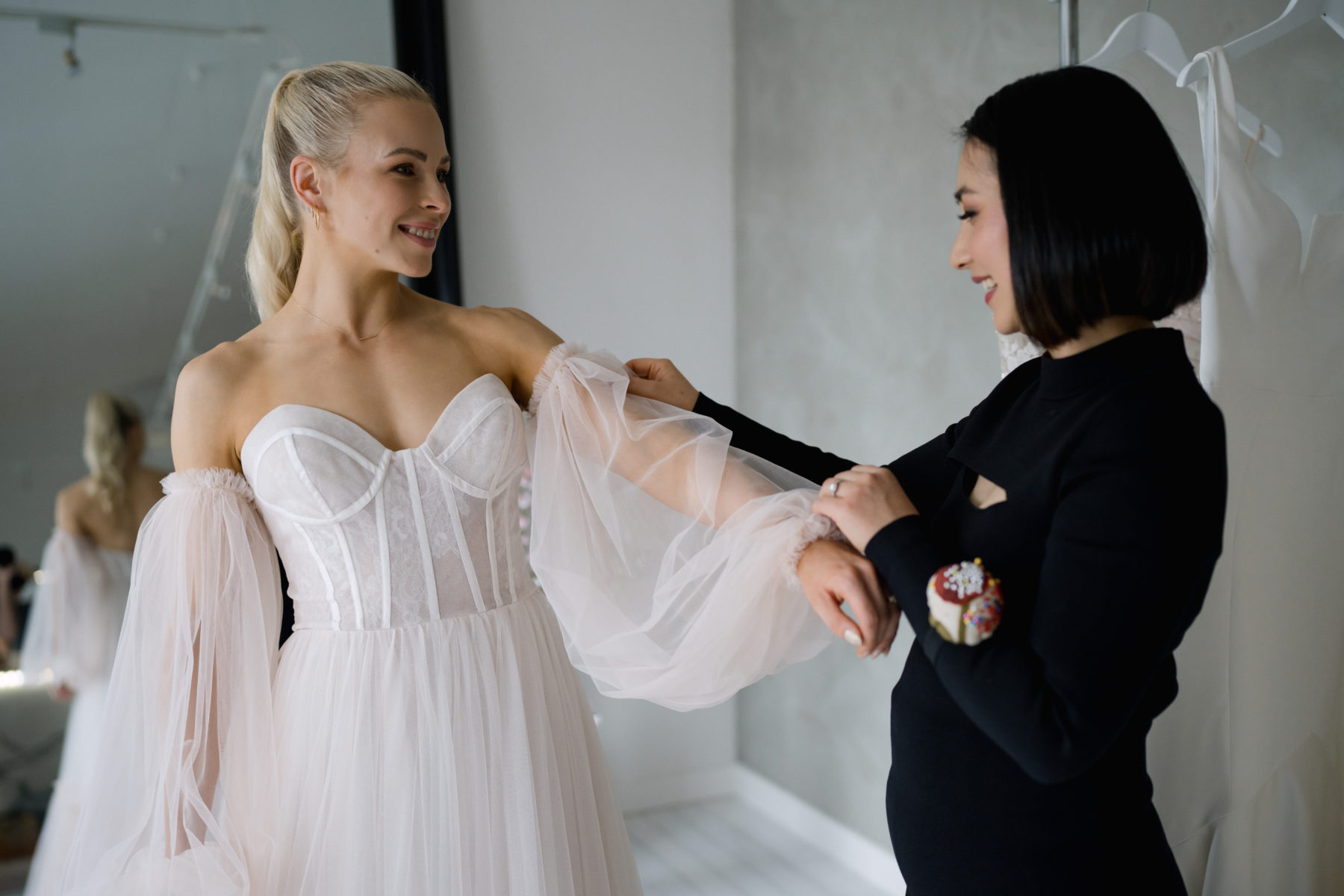 Jessica Bridal competition